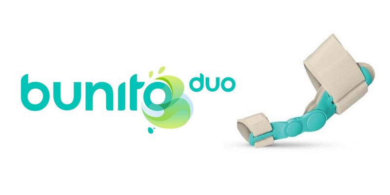 Aparat na haluksy Bunito Duo od Dr Sapporo to najbardziej innowacyjna szyna korekcyjna na halluxy