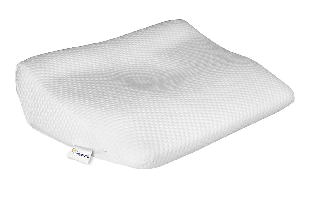 Poduszka ortopedyczna Bossanova wykonana z pianki z pamięcią