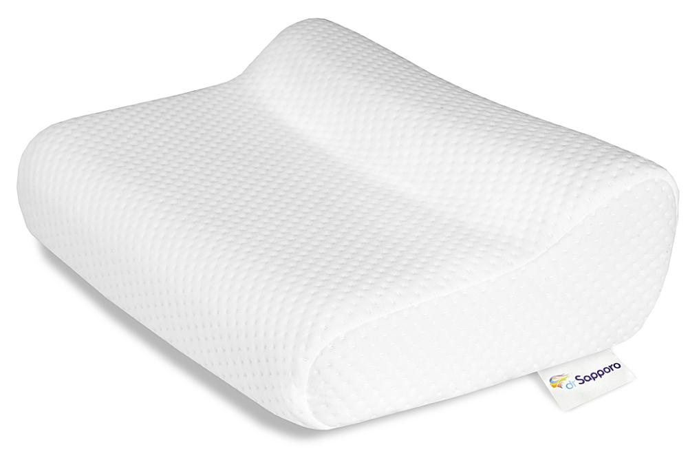Twin Plus w nowej odsłonie. Poduszka ortopedyczna do spania od dr Sapporo