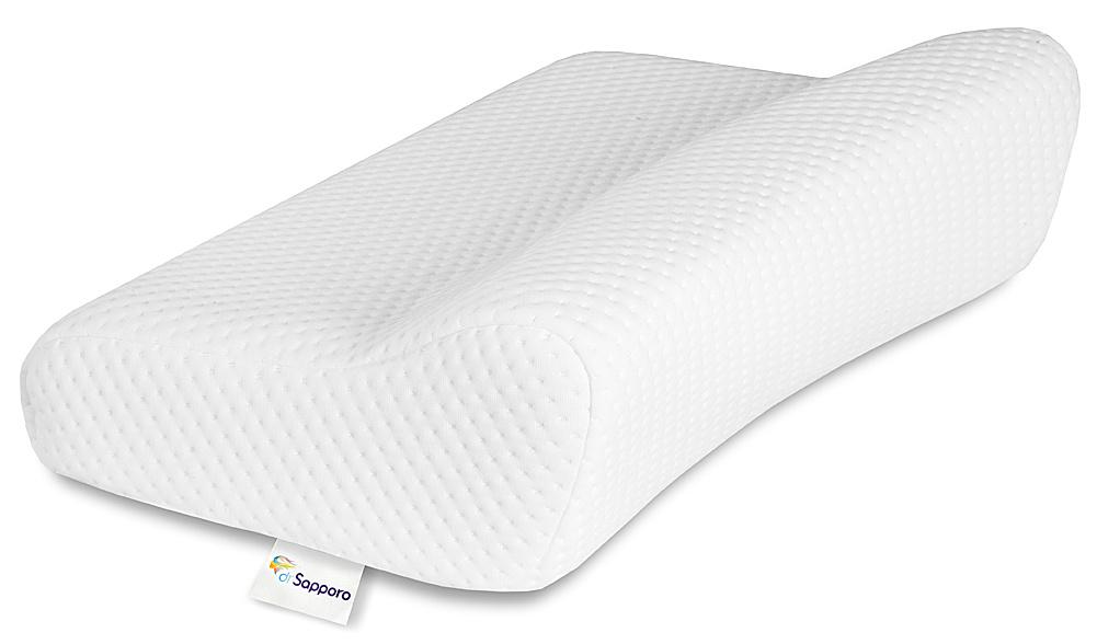 Najlepsze poduszki do spania od Dr Sapporo. Idealnie dopasowują się do kształtu ciała