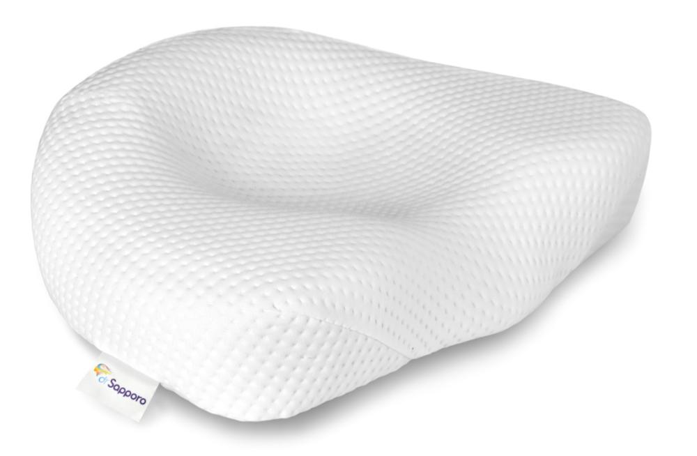 Najlepsza poduszka ortopedyczna SHELL w nowej odsłonie z nową poszewką