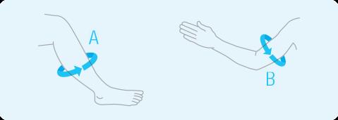 Jak prawidłowo zmierzyć obwód kończyn aby dobrać odpowiedni rozmiar aplikatora