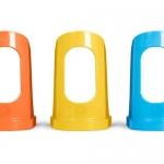Aplikator występuje w 3 wersjach kolorystycznych w zależności od wielkości aplikatora