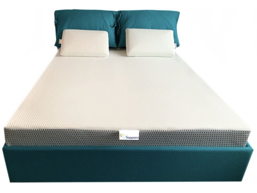 Materac dr sapporo do spania na łóżku sonata