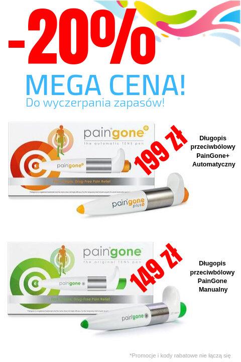 PainGone Manualny za jedyne 149 zł!!!