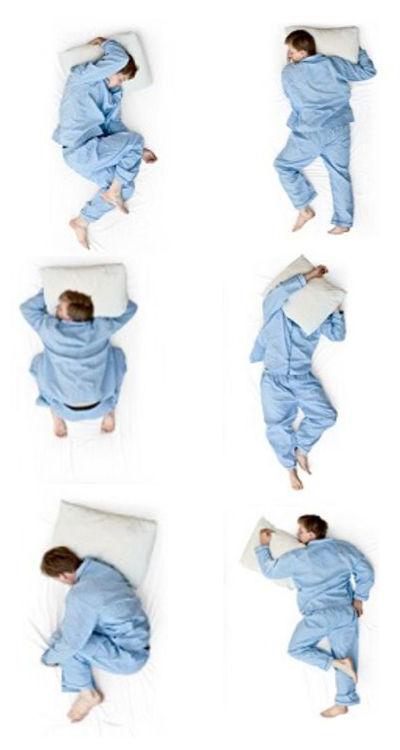 Zmieniasz często pozycje podczas snu? Nie możesz sobie znaleźć miejsca? Wybierz poduszkę do spania od Dr Sapporo dla nietypowych pozycji snu
