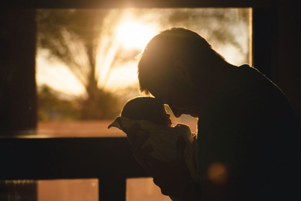 Zdrowe, bezpieczne, kochane dziecko. Jesteśmy jego jedyną ostoją