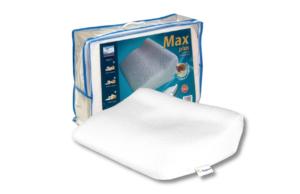 Najlepsze poduszki do spania ortopedyczna od Dr Sapporo. Model Max Plus
