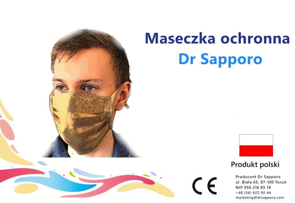 Maski ochronne na twarz
