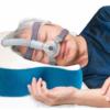 Poduszka ortopedyczna CPAP przeznaczona dla osob z bezdechem sennym