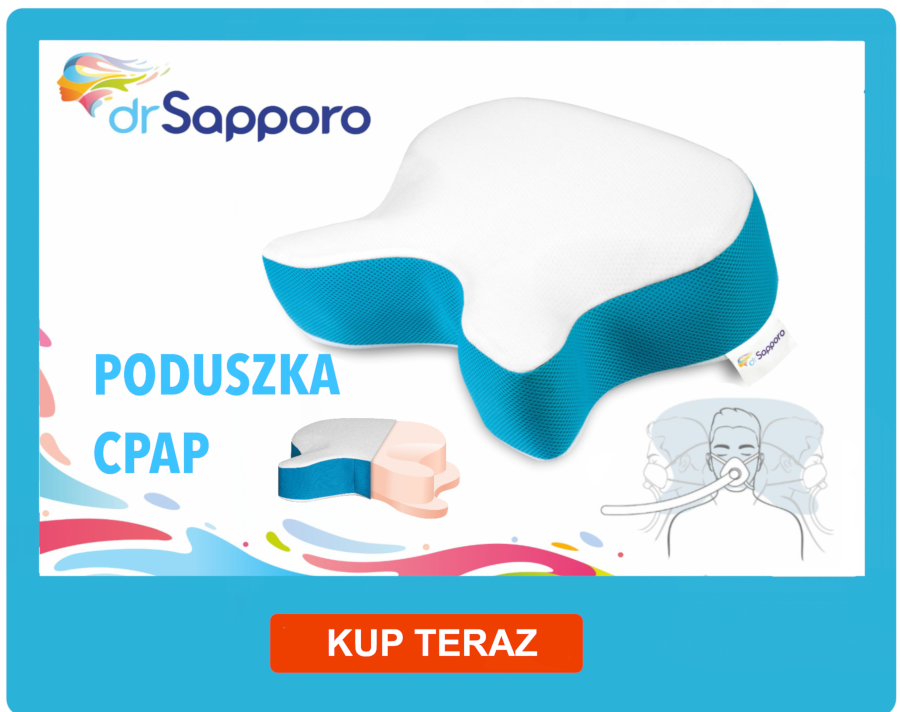Do kupienia w sklepie internetowym poduszka ortopedyczna CPAP